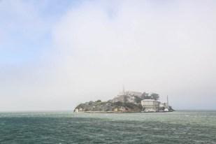 Wycieczka na wyspę Alcatraz