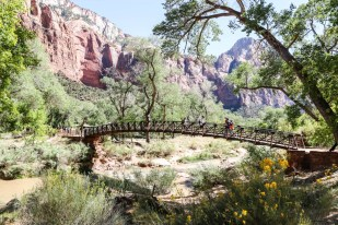 Zion most do Emerald Pools