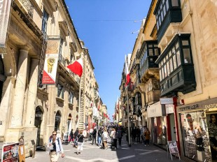 Valetta ulica Republiki