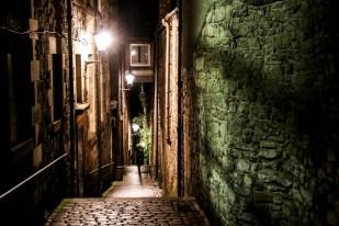 Opowieści o duchach Edynburg