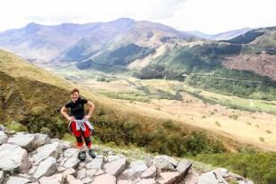 Szlak na najwyższy szczyt Szkocji