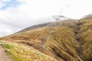 Szlak na najwyższy szczyt Wielkiej Brytanii