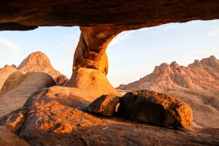Spitzkoppe Rock Arch