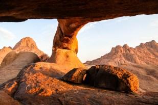 Spitzkoppe Rock Arch