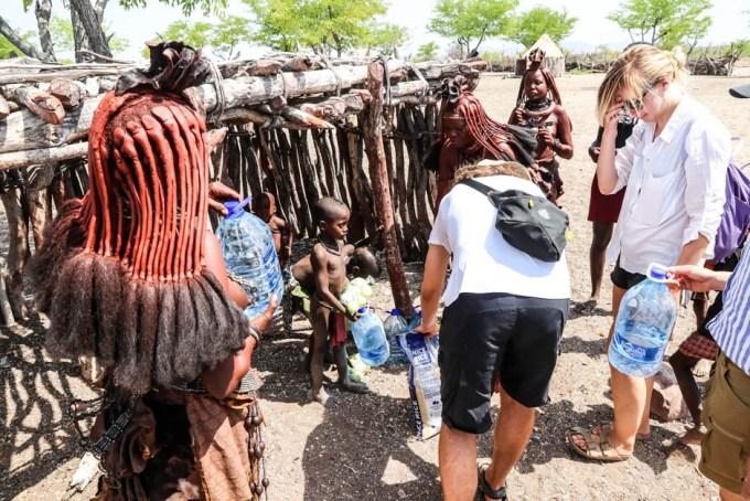Wioska Himba zakupy