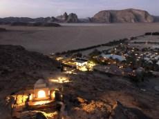 Kemping Bait Ali Wadi Rum