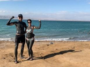 Lecznicze błotko Morze Martwe