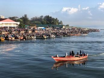Tanzania targ rybny