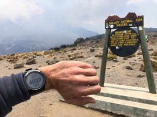 Tanzania trekking Kilimananjaro karanga