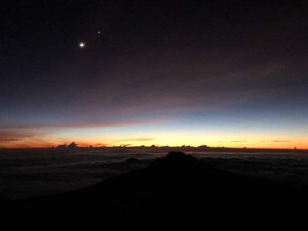 Trekking Kilimandzaro atak szczytowy