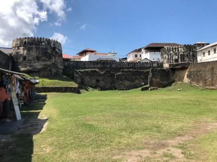 Zanzibar fort