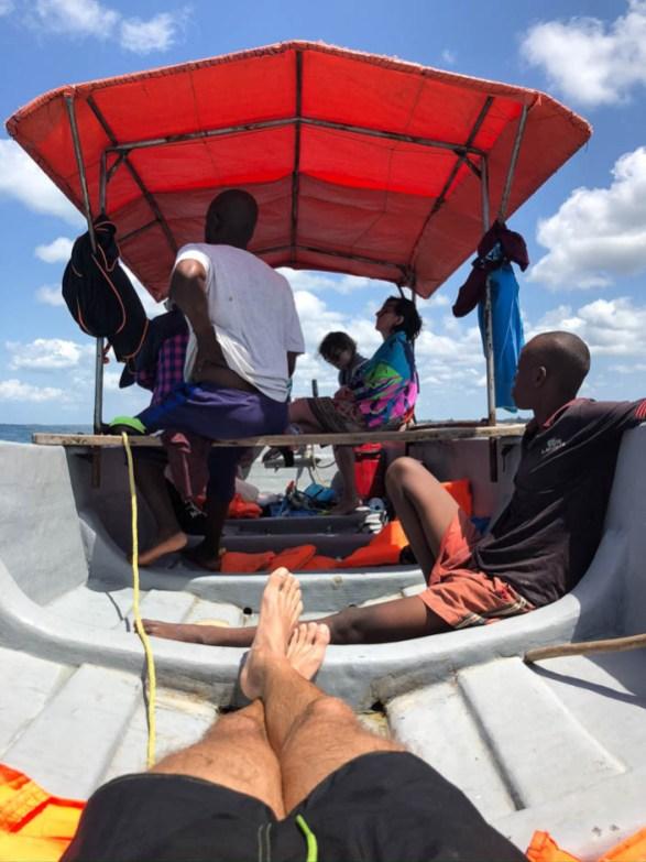 Zanzibar rejs 3