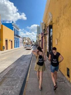 Merida Meksyk zwiedzanie