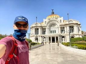 Mexico City Palacio de Belas Artes