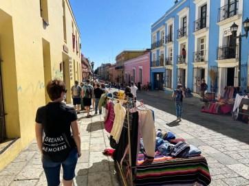 Oaxaca spacer uliczki
