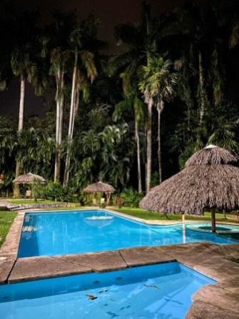 Palenque hotel