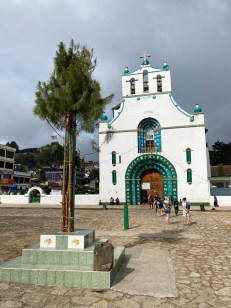 San Juan Chamula kościół