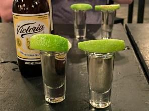 Tulum pub tequila