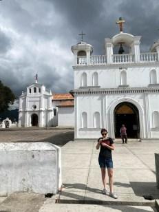 Zinacantán kościoły