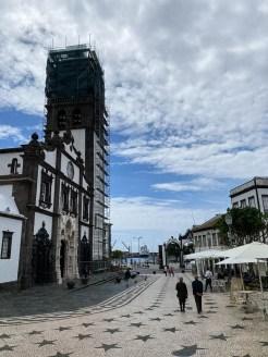 Kościół Igreja de São Sebastião Ponta Delgada