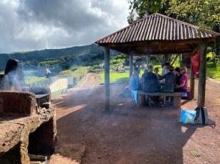 Miradouro da Ponta do Sossego piknik