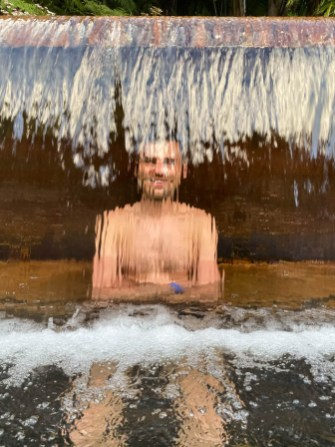 Relaks w bsenach Poça da Dona Beija