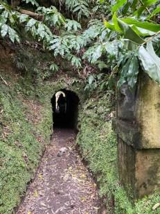 Tunel na szlaku