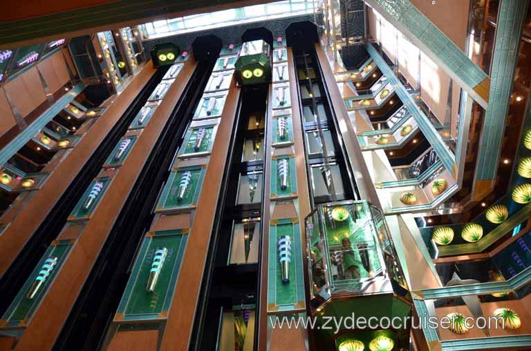 Magic Lobby Through Deck 11