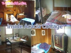 Inside Acacia Cottage