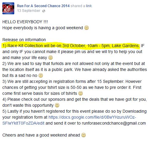 run2ndchance2014-fbannouncement