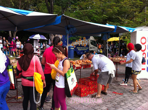 Post-CNY oranges available too