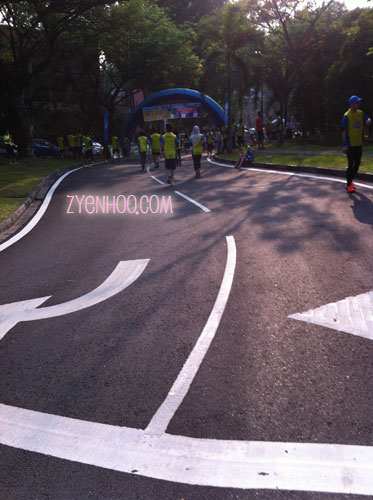 Approaching the finish line!