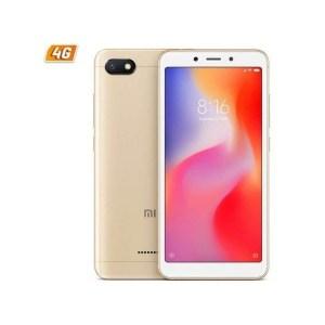 XIAOMI REDMI 6A ORO 4G 5.45″-OC2-2GB-16GB