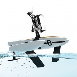 Dron Parrot Hydrofoil New Z Minidrone (Aire + Agua)