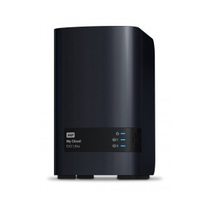NAS WD 0TB 2BAY MY CLOUD EX2 ULTRA 3.5″