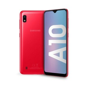TELEFONO MOVIL SAMSUNG GALAXY A10 ROJO 6.2″