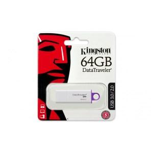 PEN DRIVE 64GB KINGSTON USB 3.0 MEMORIA EXT.