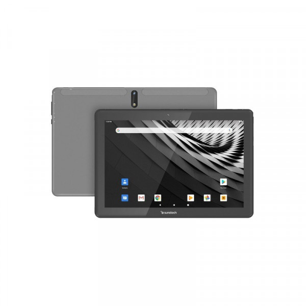"TABLET SUNSTECH TAB1090 3G PLATA 10.1""-2GB-64GB"