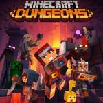 JUEGO NINTENDO SWITCH MINECRAFT DUNGEONS