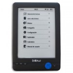 E-BOOK BILLOW E-INK 6″ TOUCH 4GB GRIS
