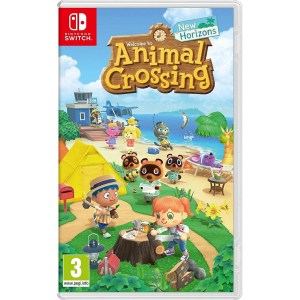 JUEGO ANIMAL CROSSING: NEW HORIZON NINTENDO SWICH