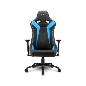 SILLA GAMER SHARKOON ELBRUS 3 NEGRO AZUL
