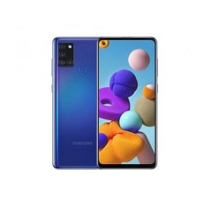 TELEFONO MOVIL SAMSUNG GALAXY A21S AZUL 6.5″-OC2.0-4GB-64GB