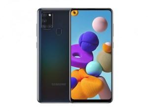 TELEFONO MOVIL SAMSUNG GALAXY A21S NEGRO 6.5″-OC2.0-4GB-64GB