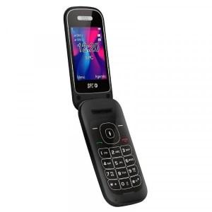 TELEFONO MOVIL SPC VELVET 2.4″ NEGRO