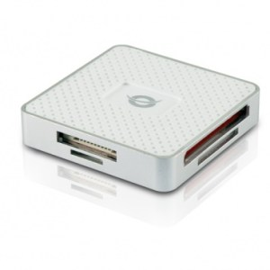 LECTOR DE TARJETAS CONCEPTRONIC 3.0 ALL-IN-ONE