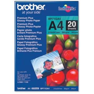 PAPEL BROTHER INNOBELLA PREMIUM PLUS A4 20H