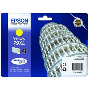 CARTUCHO EPSON 79XL 2000 PAG AMARILLO