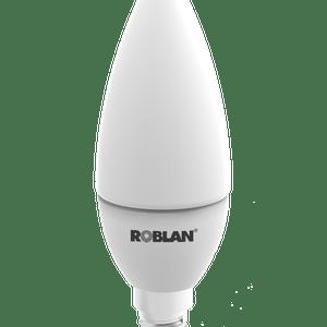 LED VELA ROBLAN 3.5W-E14-249LM-6500K-FR?O-160?