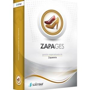 SOFTWARE ZAPAGES LICENCIA ELECTRO GESTION ZAPATERI